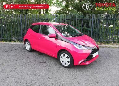 Toyota Aygo 1.0 VVT-i 69ch x-red 5p