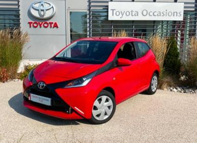 Achat Toyota Aygo 1.0 VVT-i 69ch x-red 5p Occasion