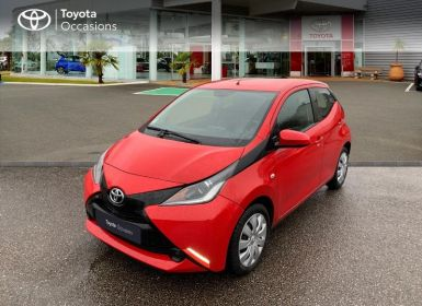 Vente Toyota Aygo 1.0 VVT-i 69ch x-red 5p Occasion