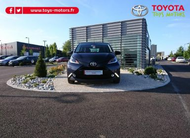 Acheter Toyota AYGO 1.0 VVT-i 69ch x-wave 2 5p Occasion