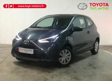 Vente Toyota AYGO 1.0 VVT-i 72ch x-black 3p Occasion
