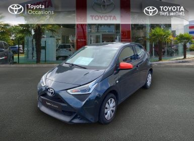 Vente Toyota Aygo 1.0 VVT-i 72ch x-black 5p Occasion