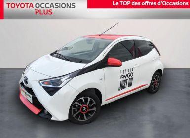 Toyota AYGO 1.0 VVT-i 72ch x-cite 2 5p Occasion