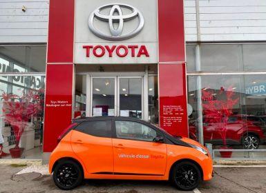 Vente Toyota AYGO 1.0 VVT-i 72ch x-cite 2 5p Occasion