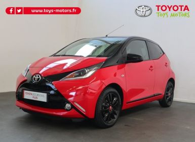 Vente Toyota Aygo 1.0 VVT-i 72ch x-cite x-shift 5p Occasion