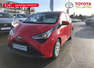 Voiture Toyota AYGO 1.0 VVT-i 72ch x-play 5p Occasion