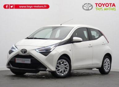 Acheter Toyota AYGO 1.0 VVT-i 72ch x-play 5p Occasion