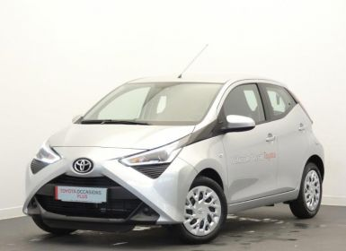 Voiture Toyota AYGO 1.0 VVT-i 72ch x-play x-app 3p Occasion