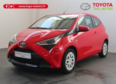Vente Toyota Aygo 1.0 VVT-i 72ch x-play x-app 3p Occasion