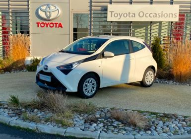 Voiture Toyota AYGO 1.0 VVT-i 72ch x-play x-app 5p Occasion