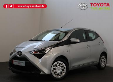 Toyota AYGO 1.0 VVT-i 72ch x-play x-app 5p Occasion