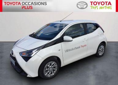 Achat Toyota AYGO 1.0 VVT-i 72ch x-play x-app 5p Occasion