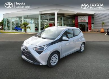 Vente Toyota Aygo 1.0 VVT-i 72ch x-play x-app 5p MC18 Occasion