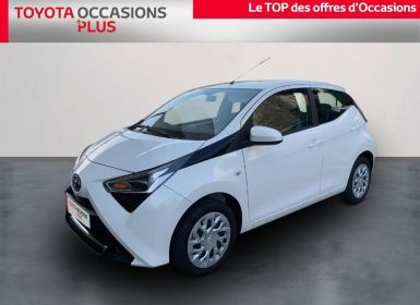 Voiture Toyota AYGO 1.0 VVT-i 72ch x-play x-app x-shift 5p Occasion