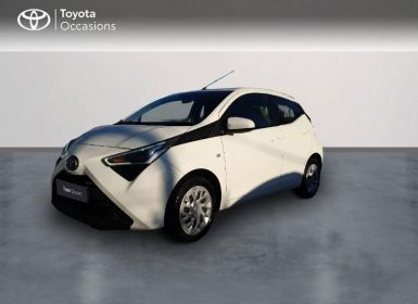 Vente Toyota Aygo 1.0 VVT-i 72ch x-play x-app x-shift 5p Occasion
