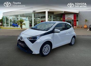 Vente Toyota Aygo 1.0 VVT-i 72ch x-play x-shift 3p MY20 Occasion