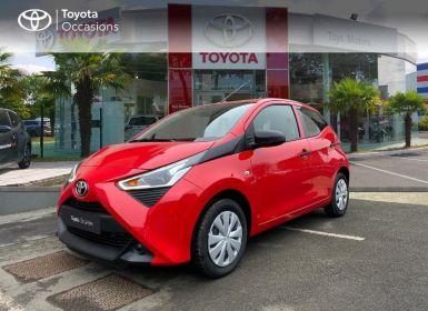 Achat Toyota Aygo 1.0 VVT-i 72ch x-pro 5p Neuf