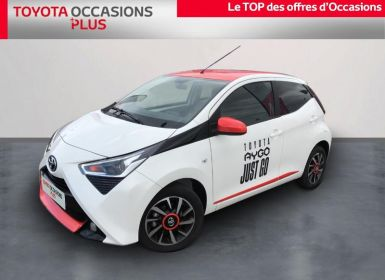 Voiture Toyota AYGO 1.0 VVT-i 72ch x-trend 2 5p Occasion