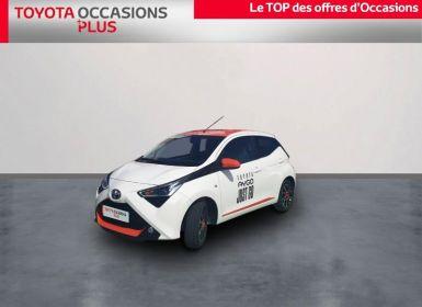 Achat Toyota AYGO 1.0 VVT-i 72ch x-trend 2 5p Occasion