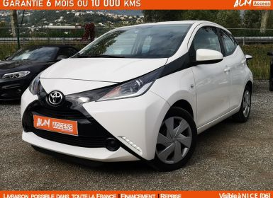 Achat Toyota Aygo II 1.0 VVT-i 69ch x-play 5p Occasion