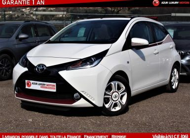 Toyota Aygo II 1.0 VVTI X GLAM CABRIOLET 5P Occasion