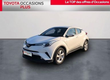 Voiture Toyota C-HR 1.2 T 116 Dynamic AWD CVT Occasion