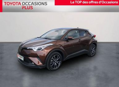 Vente Toyota C-HR 1.2 Turbo 116ch Distinctive AWD CVT Occasion