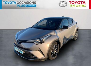 Voiture Toyota C-HR 122h Collection 2WD E-CVT Occasion