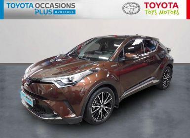 Voiture Toyota C-HR 122h Distinctive 2WD E-CVT Occasion