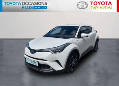 Achat Toyota C-HR 122h Distinctive 2WD E-CVT Occasion