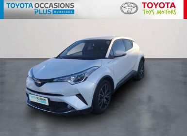 Voiture Toyota C-HR 122h Distinctive 2WD E-CVT RC18 Occasion