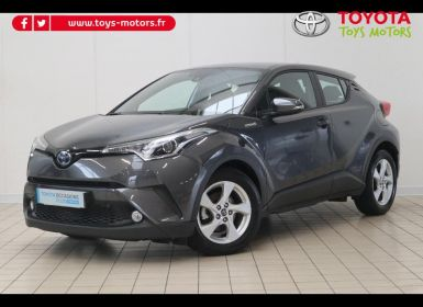 Voiture Toyota C-HR 122h Dynamic Business 2WD E-CVT RC18 Occasion