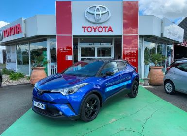 Voiture Toyota C-HR 122h Graphic 2WD E-CVT RC18 Occasion