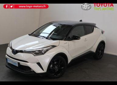 Achat Toyota C-HR 122h Graphic 2WD E-CVT RC18 Occasion