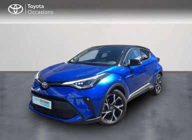Achat Toyota C-HR 184h Collection 2WD E-CVT MC19 Occasion