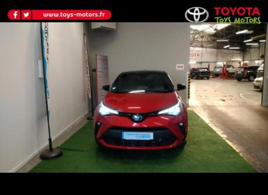 Toyota C-HR 184h Collection 2WD E-CVT MC19