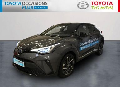 Voiture Toyota C-HR 184h Graphic 2WD E-CVT MC19 Occasion