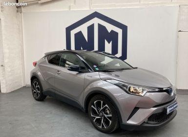 Toyota C-HR (2) 1.8 hybride DESING - 4CV