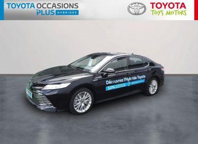 Achat Toyota CAMRY Hybride 218ch Design Occasion