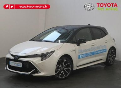 Voiture Toyota COROLLA 122h Collection MY20 Occasion