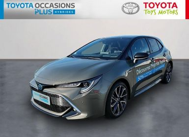 Achat Toyota Corolla 122h Collection MY20 5cv Occasion