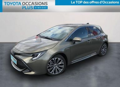 Voiture Toyota COROLLA 122h Design - GPS - Toit ouvrant panoramique Occasion