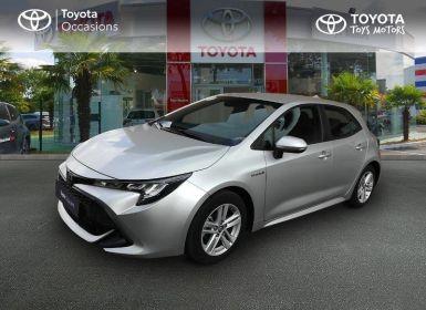 Vente Toyota Corolla 122h Dynamic Business Occasion