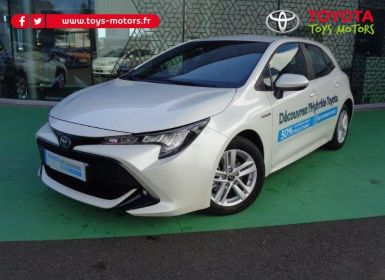 Voiture Toyota COROLLA 122h Dynamic MY20 Occasion