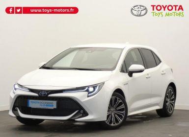 Achat Toyota Corolla 180h Design MY20 Occasion