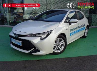 Vente Toyota COROLLA 180h Dynamic Business Occasion