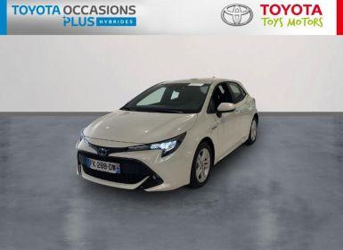 Vente Toyota COROLLA 184h Dynamic Business Occasion