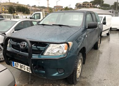 Voiture Toyota HILUX 120 D-4D X-TRA CABINE GX 4X4 Occasion