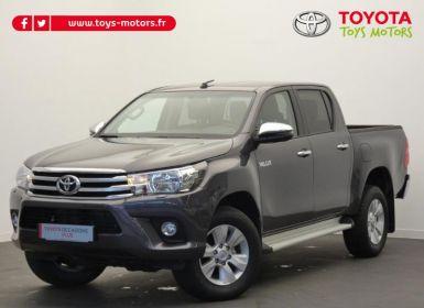 Vente Toyota Hilux 2.4 D-4D 150ch Double Cabine Légende 4WD Occasion