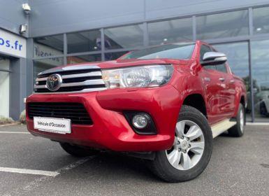 Vente Toyota Hilux 2.4 D-4D 150CH DOUBLE CABINE LEGENDE 4WD Occasion